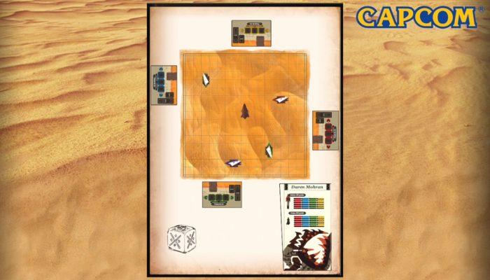 Monster Hunter – La Chasse au Dah'ren Morhan : Règles de jeu