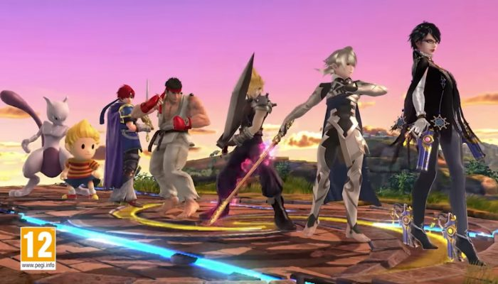 Super Smash Bros. for Nintendo 3DS & Wii U – Bande-annonce DLC