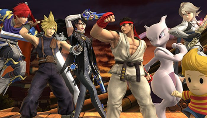 Super Smash Bros. – Sixth Wave DLC Screenshots