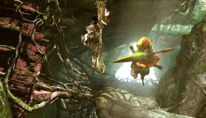 Monster Hunter 4 Ultimate – Opening Cutscenes