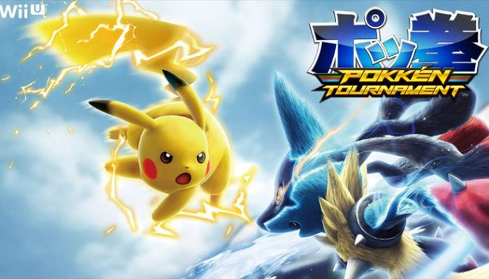 NoA: 'Pokkén Tournament joining competitive Pokémon Championship Series'