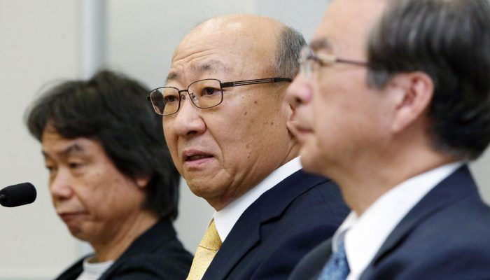 Nintendo Q3 FY3/2016 Financial Results Briefing, Q&A 6: President Kimishima