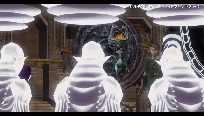 The Legend of Zelda: Twilight Princess HD – Japanese Overview Trailer