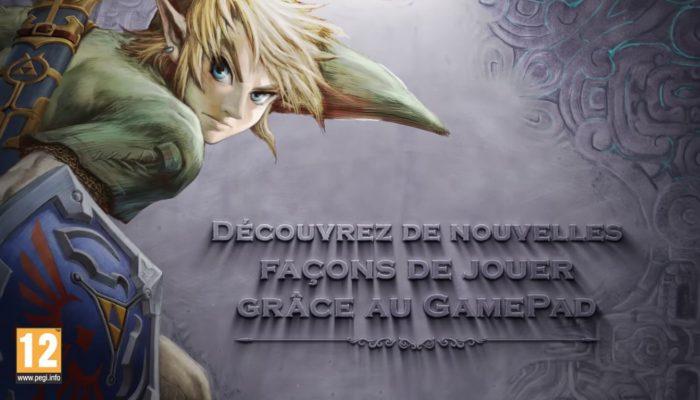 The Legend of Zelda : Twilight Princess HD – Bande-annonce des fonctionnalités