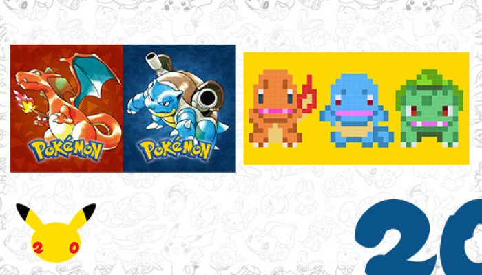 Pokémon: 'Splatoon and Super Mario Maker Celebrate Pokémon!'