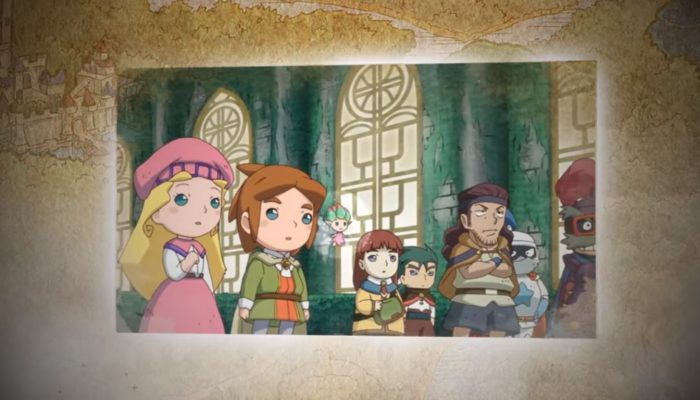 Return to PopoloCrois: A Story of Seasons Fairytale – EU Launch Trailer