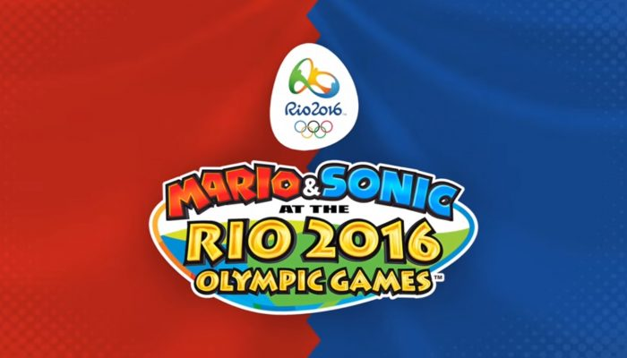 Mario & Sonic at the Rio 2016 Olympic Games launches on April 8 in Europe