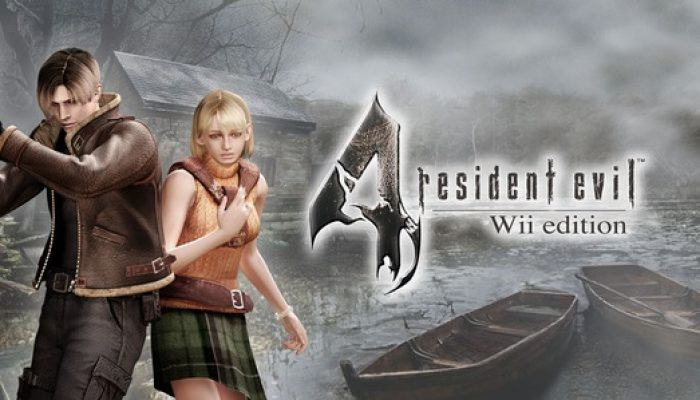 Resident Evil 4: Wii Edition coming to Wii U Virtual Console in Europe