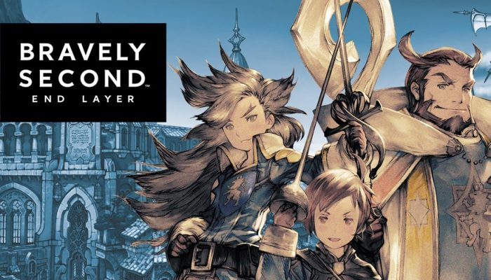 NoE: 'In shops and on Nintendo eShop now – Bravely Second: End Layer'