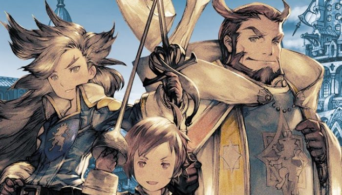 NoE: 'Return to the land of Luxendarc at our Bravely Second: End Layer official website!'