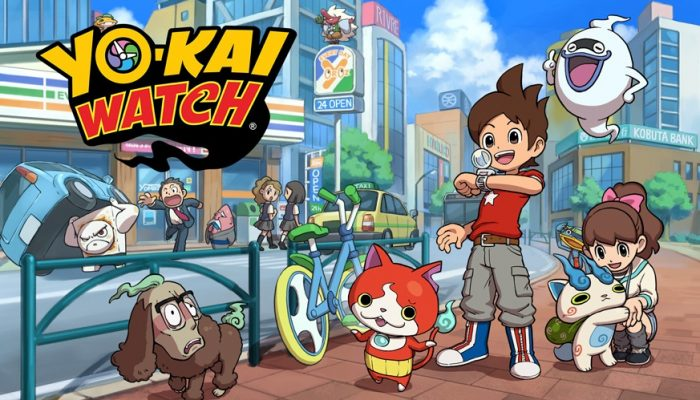 NoE: 'Multi-million-selling RPG phenomenon Yo-kai Watch confirmed to launch across Europe on 29th April'