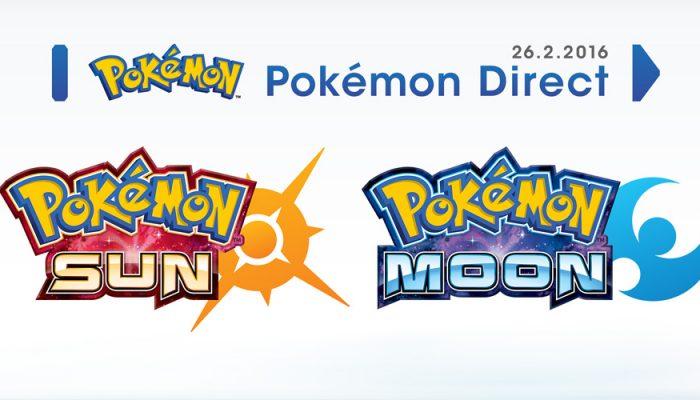 NoE: 'New Pokémon games announced via Pokémon Direct'