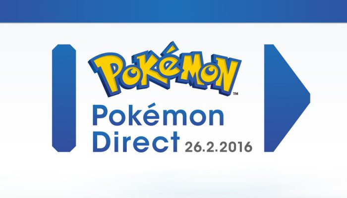 NoE: 'Celebrate 20 years of Pokémon with a Pokémon Direct airing on 26th February'