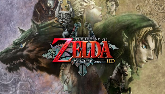 NoE: 'Reclaim Hyrule from darkness at our The Legend of Zelda: Twilight Princess HD official website'