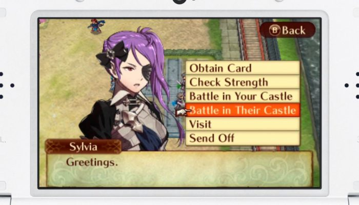 Fire Emblem Fates – Life on the Front Lines Episode 3: Where Armies Gather