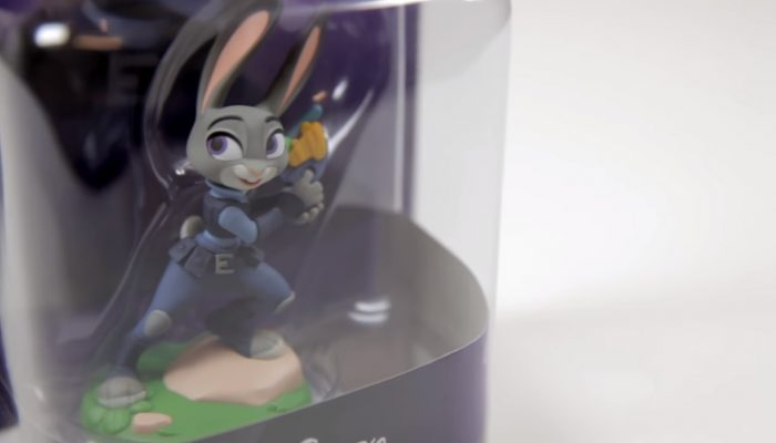 Disney Infinity 3.0 – Judy Hopps and Nick Wilde Unboxings