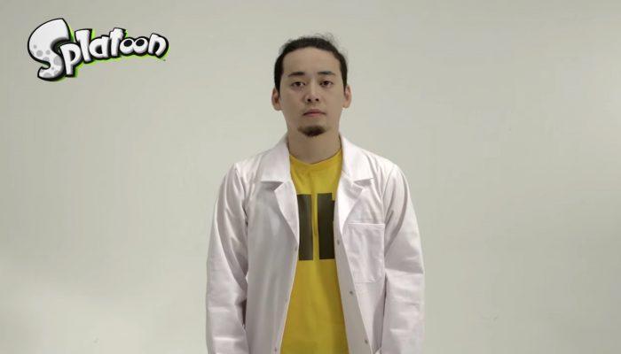 Splatoon – Top astuces de Tsubasa Sakaguchi