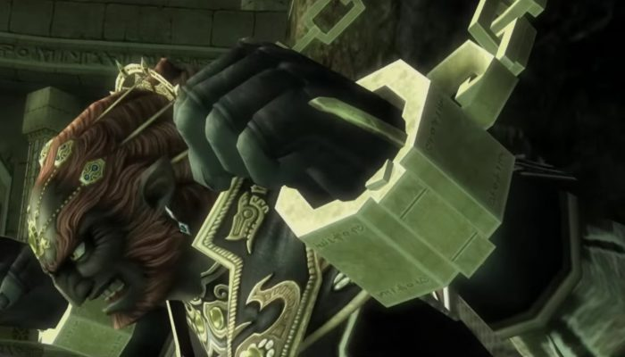 The Legend of Zelda : Twilight Princess HD – Bande-annonce Retour vers les ténèbres