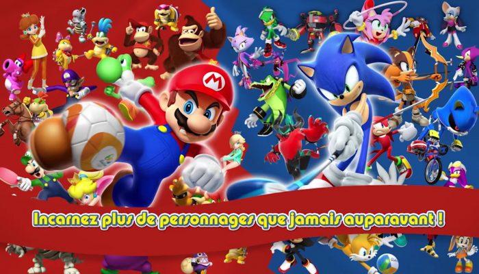 Mario et Sonic aux Jeux olympiques de Rio 2016 – Bande-annonce générale