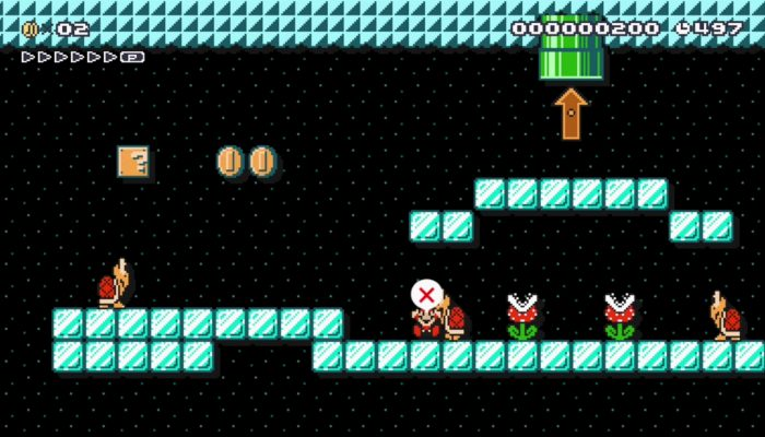 Super Mario Maker – Key Update!