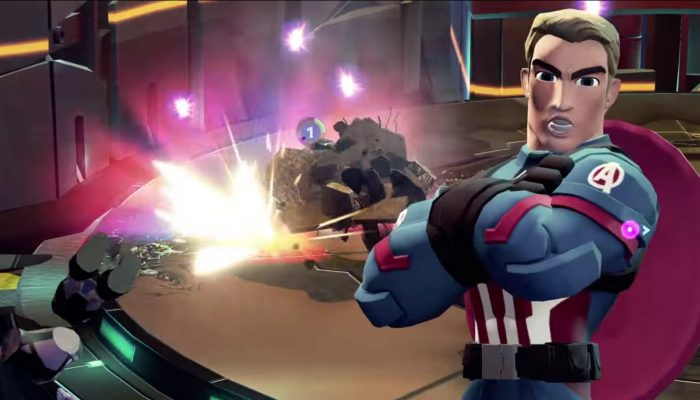 Disney Infinity 3.0 – Marvel Battlegrounds Strategy: Captain America The First Avenger