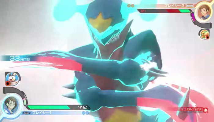 Pokkén Tournament – Japanese Let's Try It! #3: Garchomp vs. Suicune