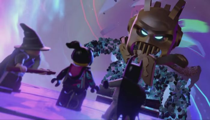 LEGO Dimensions – Build it, Mash it, Solve It! Commercial