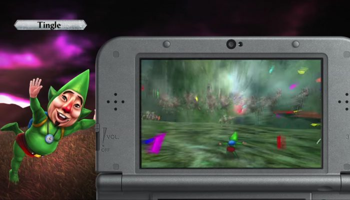 Hyrule Warriors Legends – Character Trailer