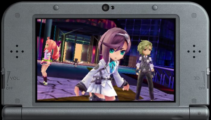 7th Dragon III Code: VFD – Travel Through Time Trailer