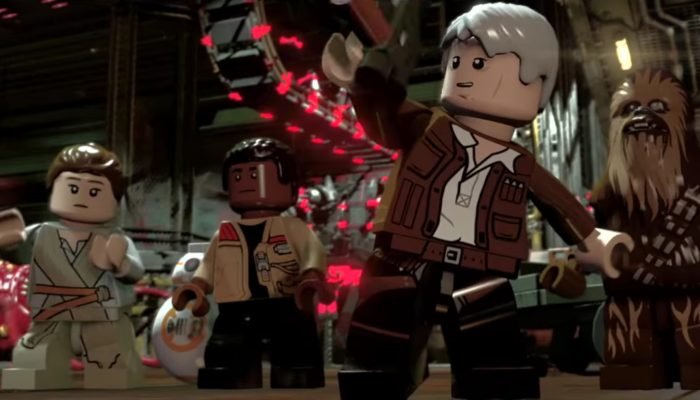 LEGO Star Wars: The Force Awakens – Gameplay Reveal Trailer