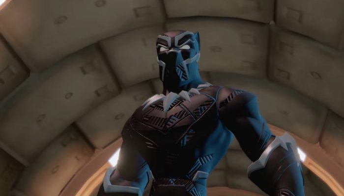 Disney Infinity 3.0 – Marvel Battlegrounds Strategy: Black Panther