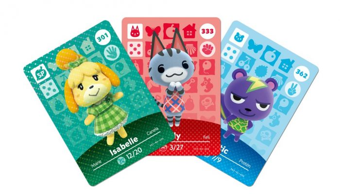New Animal Crossing series amiibo cards coming in June
