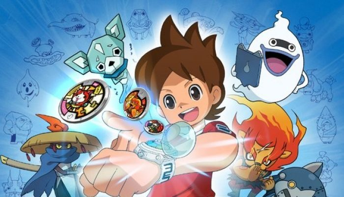 Free demos for Yo-kai Watch & Hyrule Warriors Legends out now in Europe