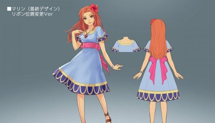 Marin from Link's Awakening to join Hyrule Warriors Legends