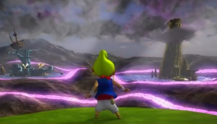 Hyrule Warriors Legends – Bande-annonce Que le combat commence !