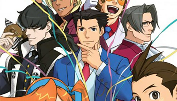 Capcom: 'Phoenix Wright Dual Destinies artbook out now from UDON'