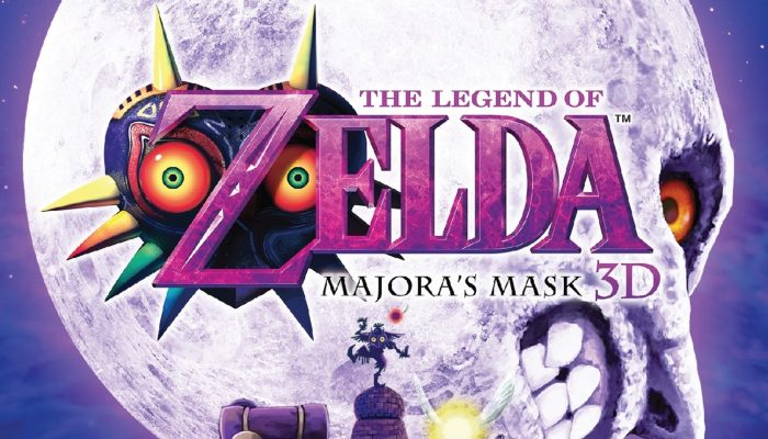 NoA: 'Save the World from a Terrible Fate in The Legend of Zelda: Majora's Mask 3D'