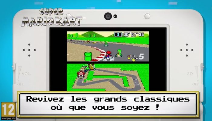 New Nintendo 3DS – La Super Nintendo s'invite sur la console virtuelle !