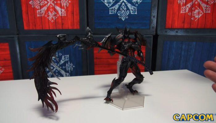 Monster Hunter 4 Ultimate – Unboxing Armure Diablos