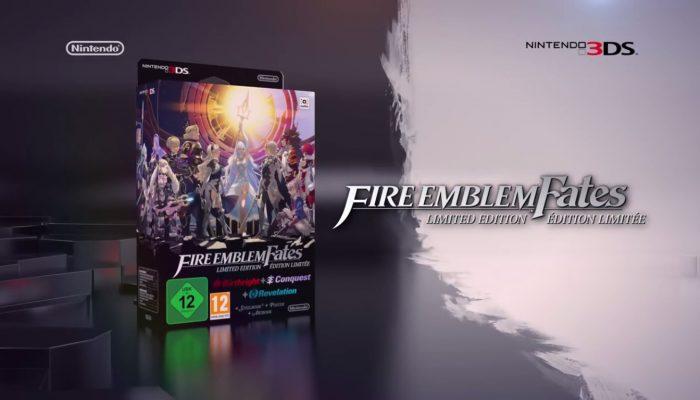 Fire Emblem Fates – Édition spéciale