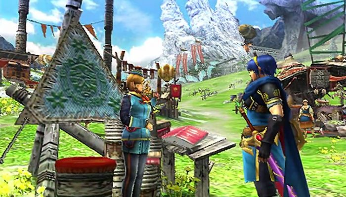 Monster Hunter Generations – Fire Emblem Collaboration Trailer