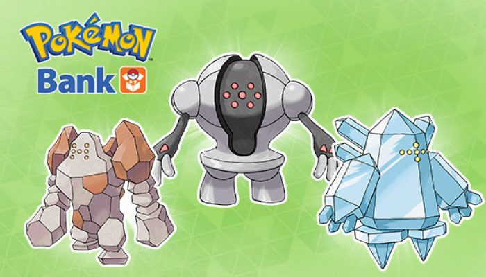 Pokémon: 'Deposit Three Solid Pokémon with Pokémon Bank!'