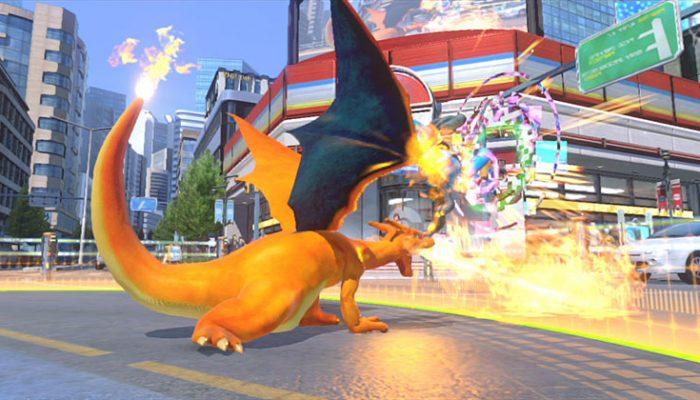 NoA: 'Battle as a Pokémon in Pokkén Tournament for Wii U'