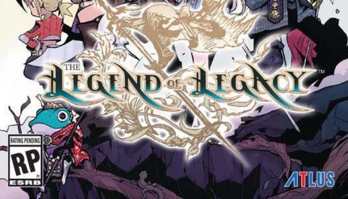 The Legend of Legacy coming to North America courtesy of Atlus