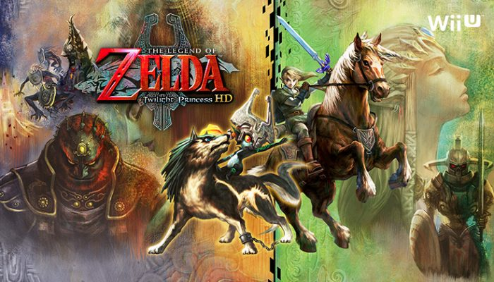 NoA: 'Critically acclaimed The Legend of Zelda: Twilight Princess arrives on Wii U'