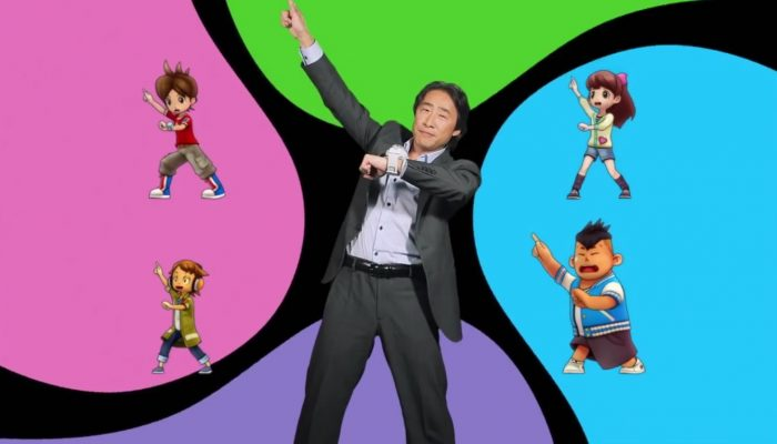 Yo-kai Watch – Images du Nintendo Direct