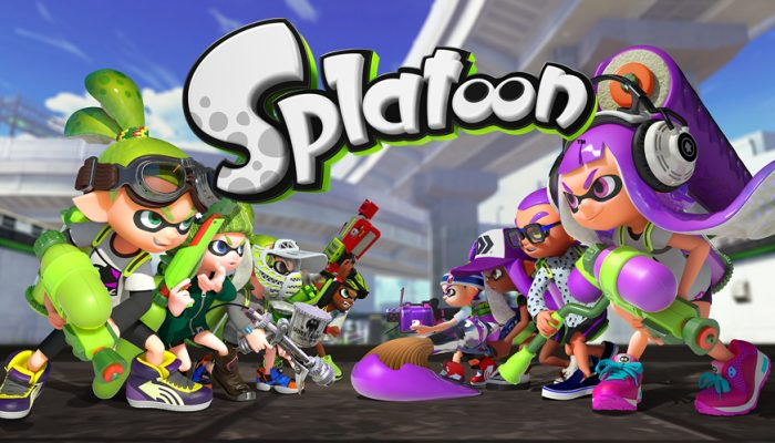 NoE: 'Splatoon for Wii U hits one million sales in Europe as Nintendo's unique shooter goes from strength to strength'
