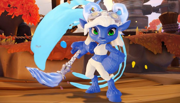 Activision: 'Skylanders and Autism Speaks Team Up to 'Light It Up Blue""