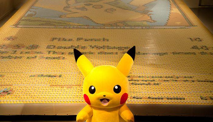 Pokémon: 'Pokémon Enters the Record Books!'