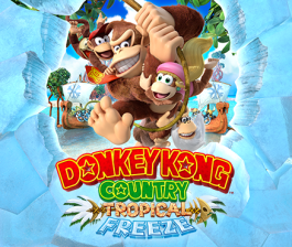 Nintendo Selects Donkey Kong Country Tropical Freeze